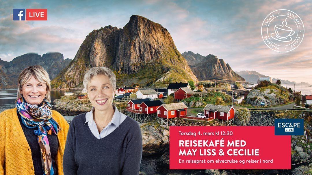 Fbevent Reiseprat May Liss Cecilie Nyhetsbrev