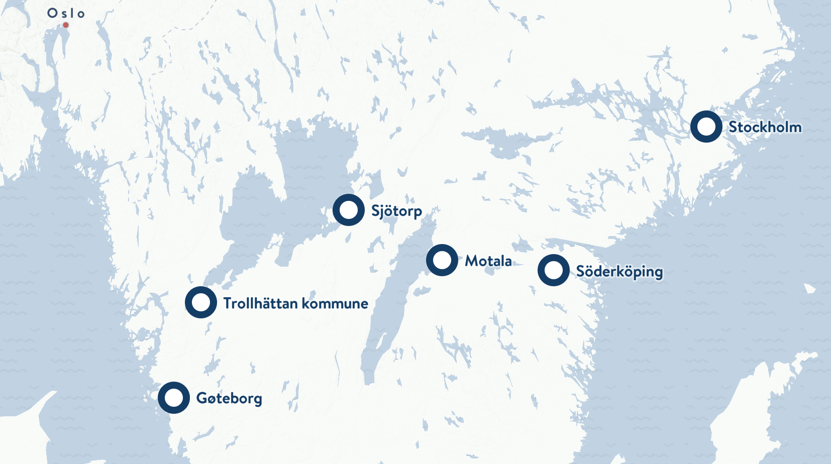 Kart Gota Kanal