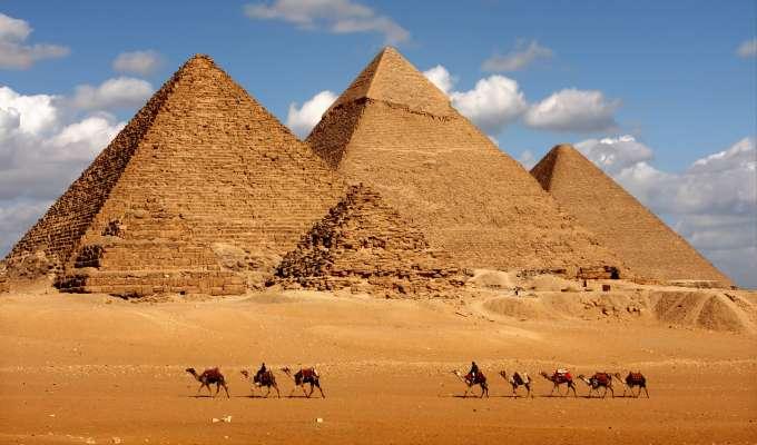 Eventyrlige Egypt med cruise på Nilen