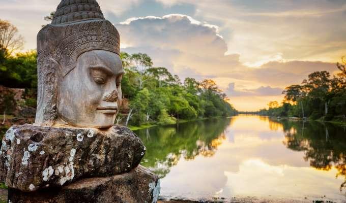 Vietnam og Kambodsja – elvecruise på Mekong