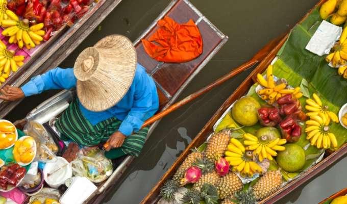 Elvecruise i Vietnam
