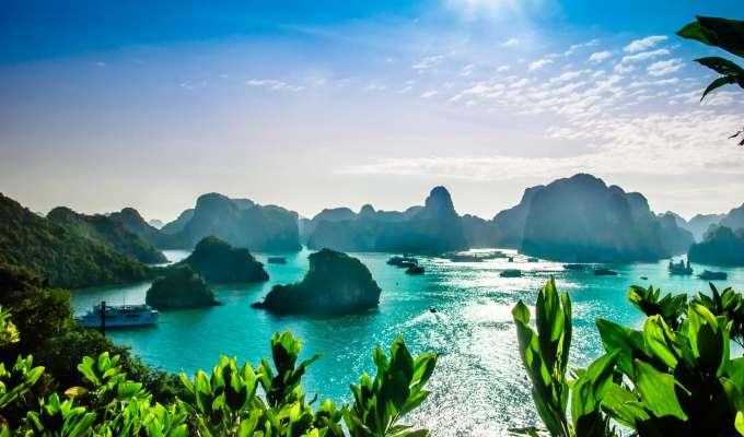 Red River, Halong Bay og Hoi An i Vietnam