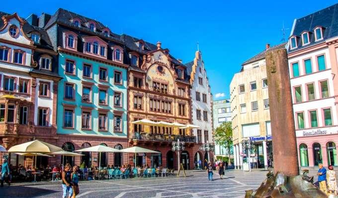 Klassiske Rhinen