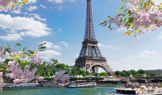 Normandie og Paris