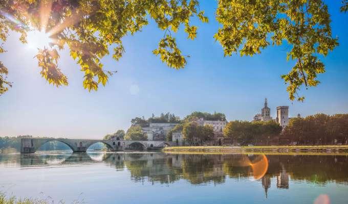 Elvecruise i Rhôndalen og Provence