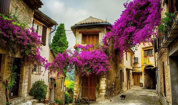 Langhelg på Rhône