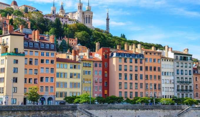 Elvecruise på Rhône og Saône