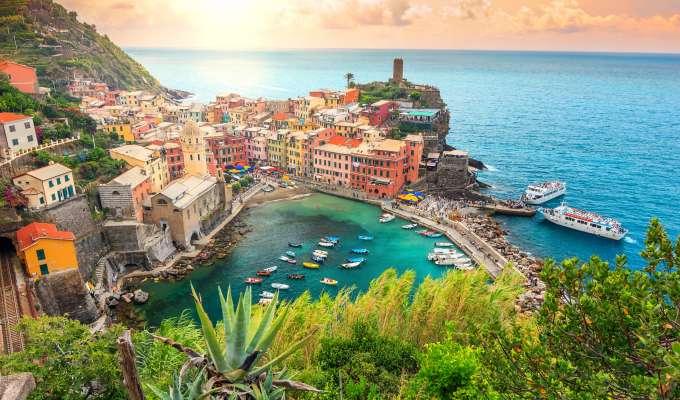 Bästa tiden är nu för Ligurien & Cinque Terre