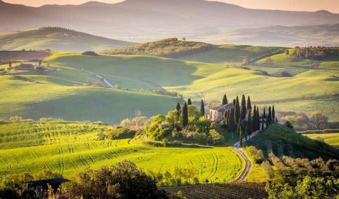 Toscana - en reise for alle sanser