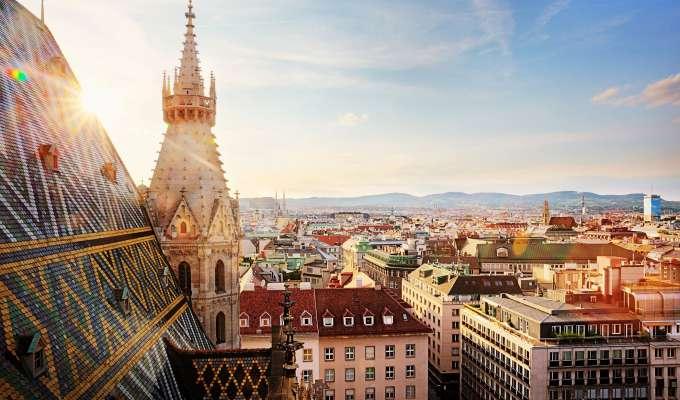 Høst langs Donau - elvecruise fra Wien