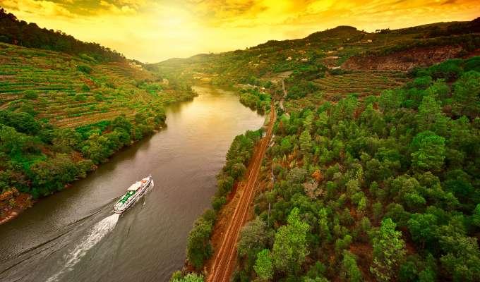 Kortcruise på Douro