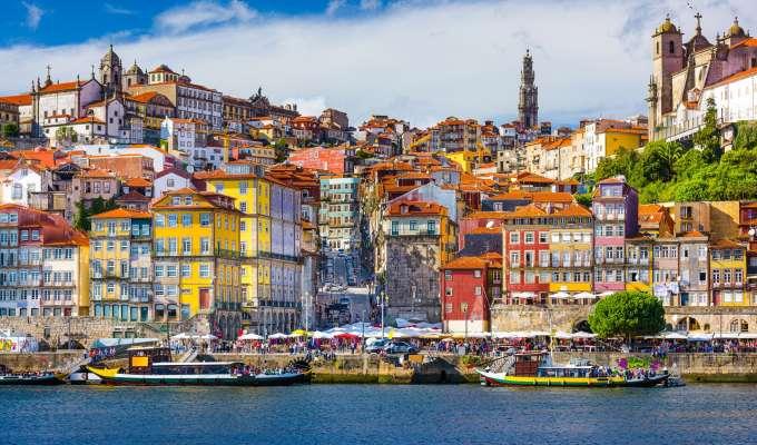 Elvecruise på Douro fra Porto