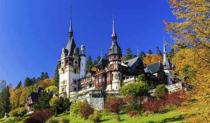 Elvecruise på Donau og rundreise i Transilvania