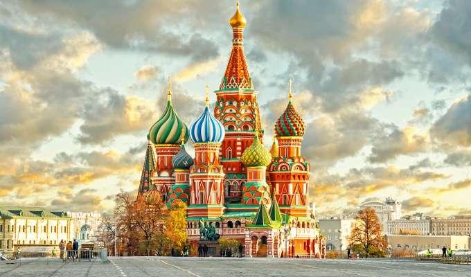 Elvecruise fra Moskva til Rostov