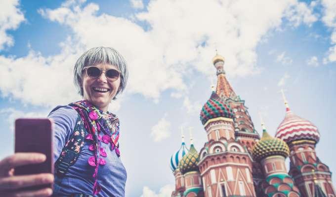 Elvecruise i Russland fra Moskva til St. Petersburg