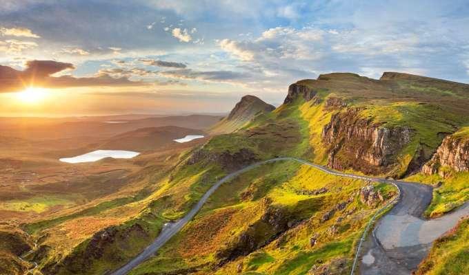 🥾 AKTIV TUR: Isle of Skye og Ytre Hebridene