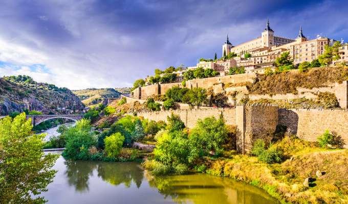 Verdensarvbyer i Spania