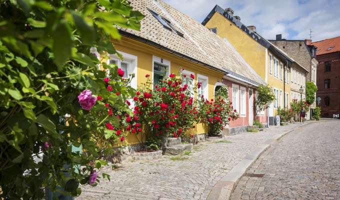 Skåne og Österlen - Sveriges Toscana