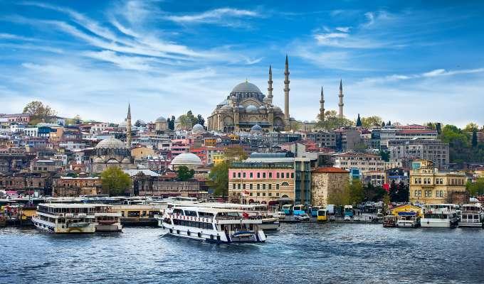Smaken av Istanbul med Vidar Bergum