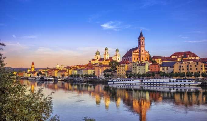 Kortcruise på Donau