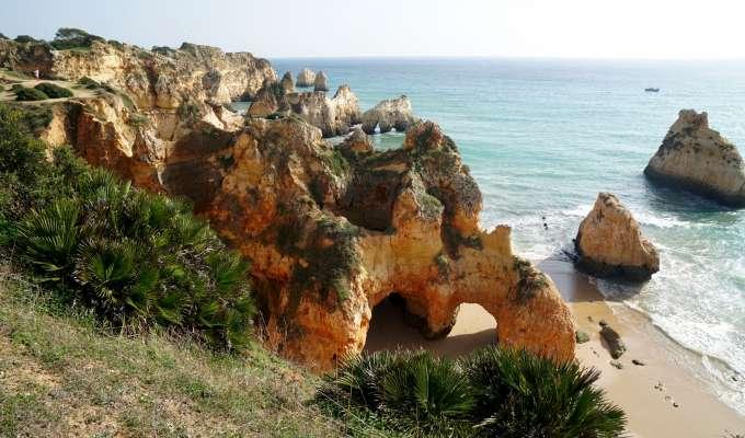 Vandring i Algarve