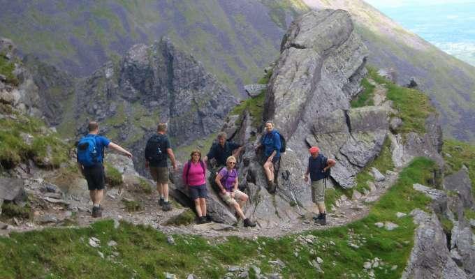 🥾 AKTIV TUR: Irland med fjellstøvler