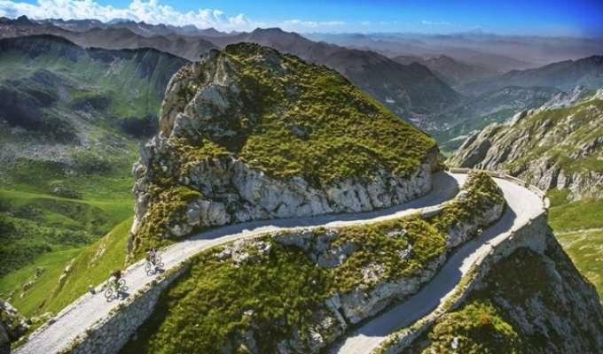 Mountainbike Via del Sale