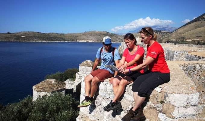 Vandring i södra Albanien