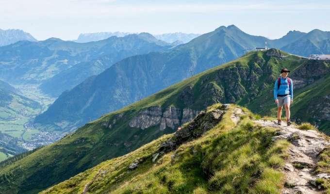 Vandring i Bad Gastein