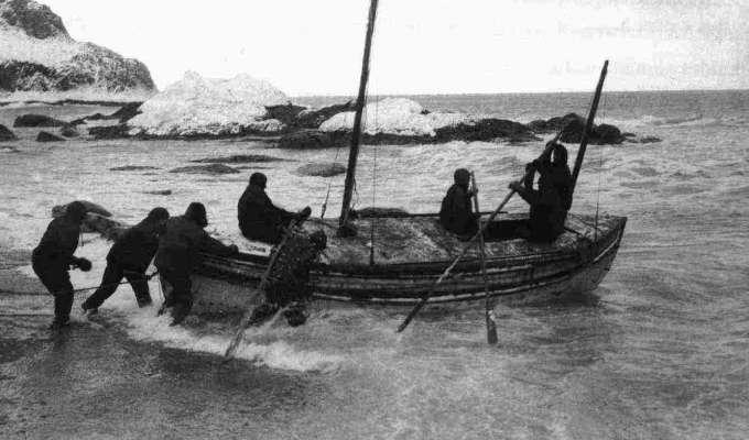 South! av Ernest Shackleton