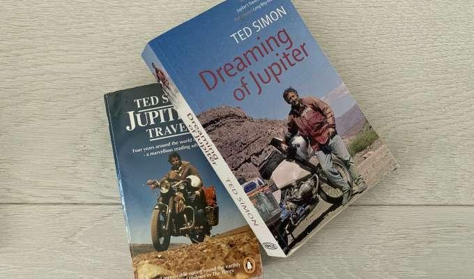 Jupiter's Travels av Ted Simon