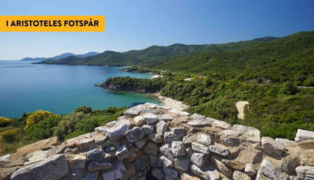 Vandring i Grekland
