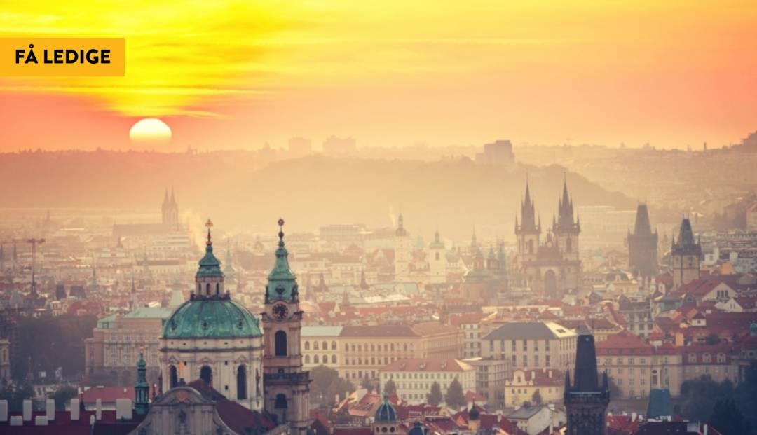 Pasjonsspillet og rundreise i Tsjekkia