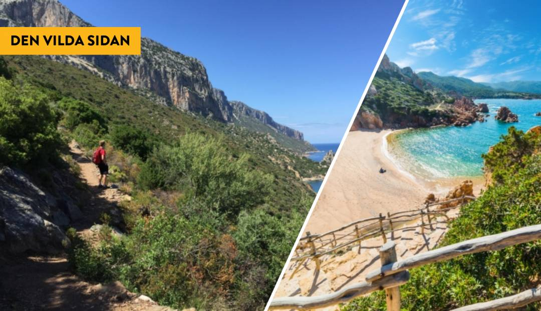 Vandring på Sardinien
