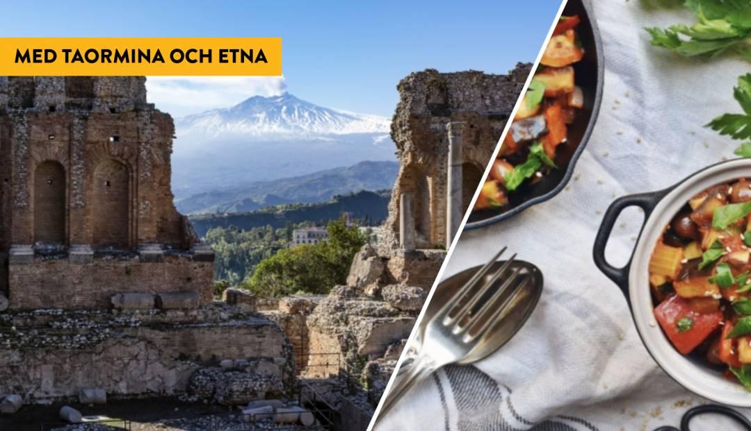 Vandring på Sicilien
