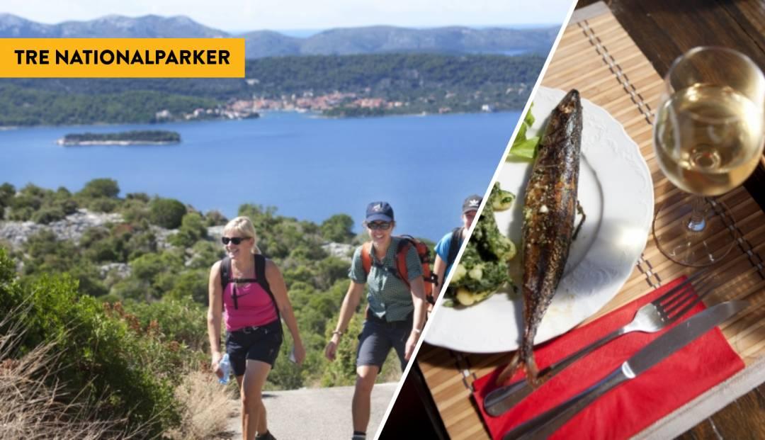 Vandring i Kroatien