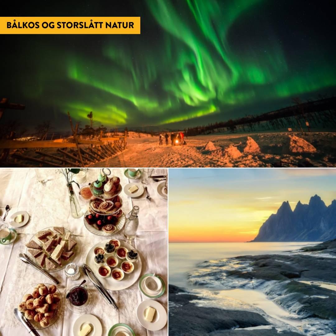 Vintereventyr i Troms