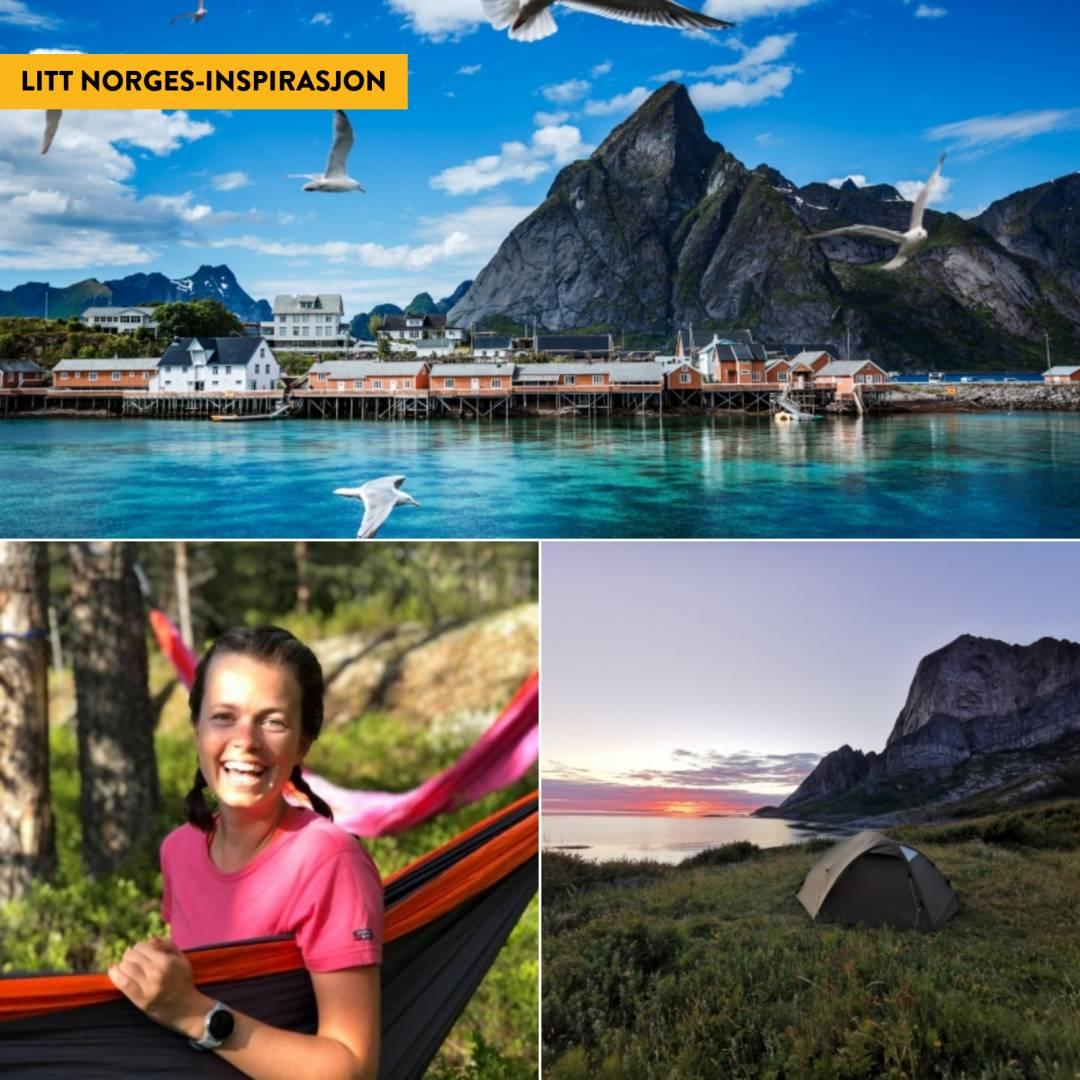 – Derfor elsker jeg å reise i Norge
