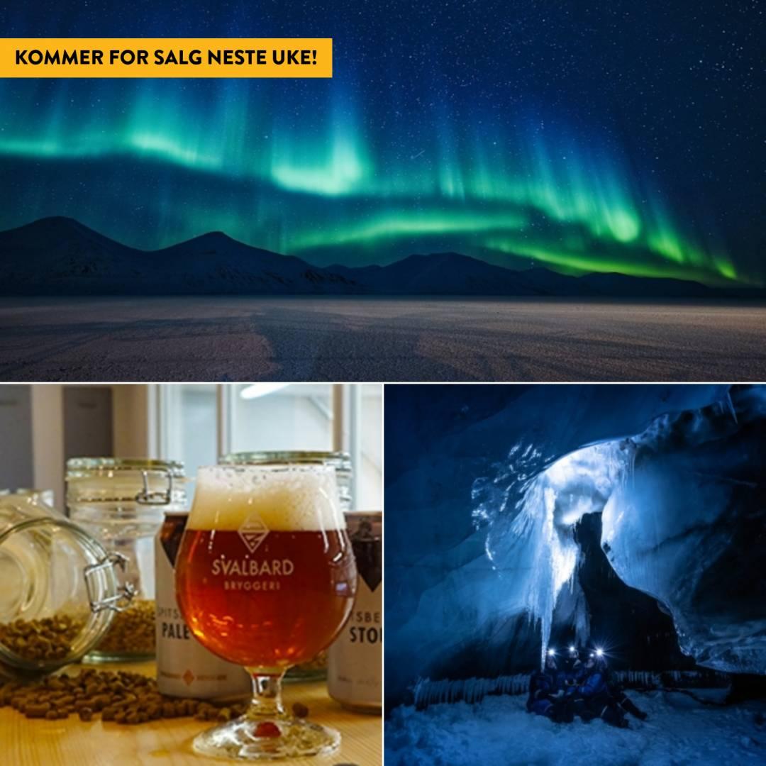 Nyttårstur til Svalbard