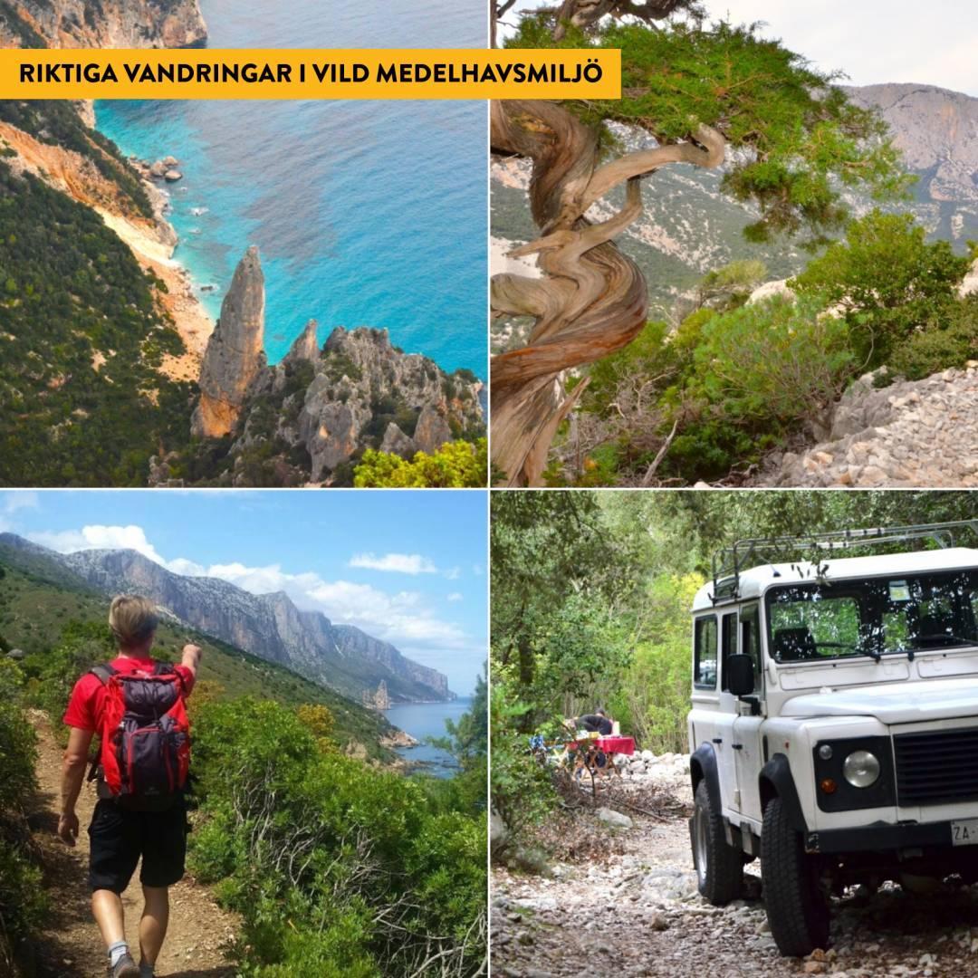 Sardiniens vilda östkust