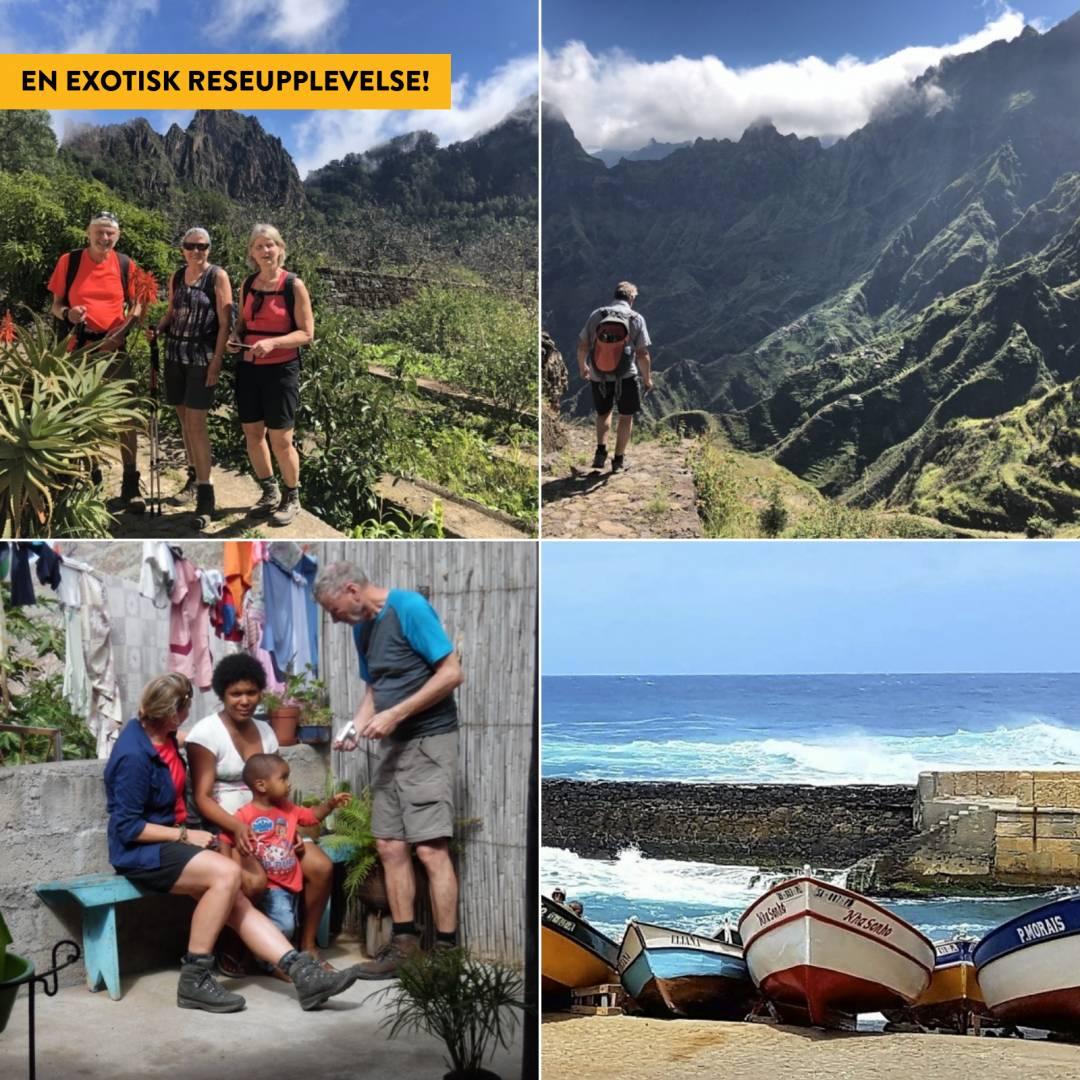 Vandring på Kap Verde