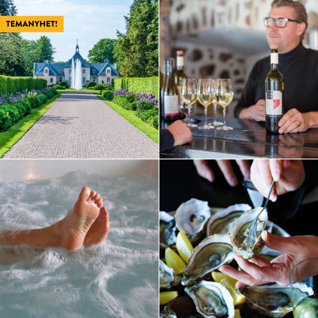 Vin- och trädgårdsresa på Bjäre- och Kullahalvön