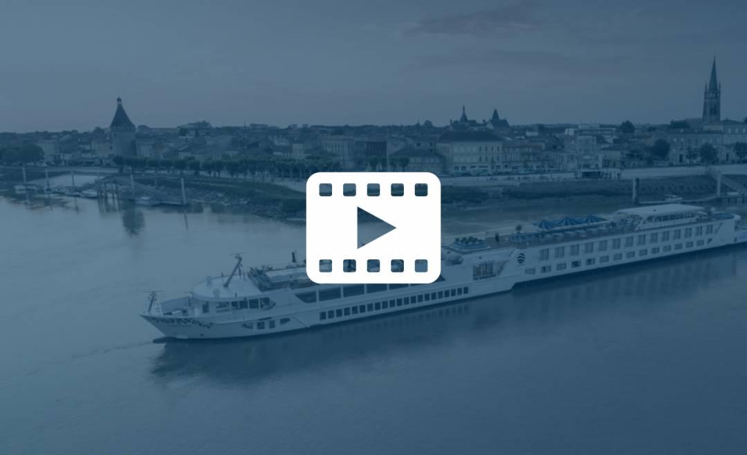 Slik er det å reise på cruise med Uniworld